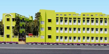 Holy Queen Matriculation Higher Secondary School, Chennai, Tamil Nadu.